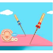 KIDDO - Dental Endo small rotary files for kids