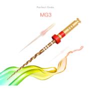 MG3 (MTF-G3) files. Машинные NiTi + Gold файлы. Perfect Dental