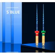 S-Blue FILE. NiTi Машинные файлы Perfect Dental.