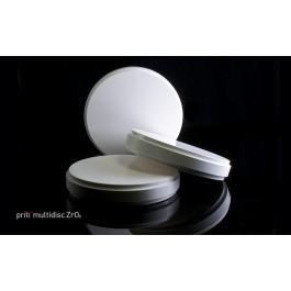 Priti®multidisk ZrO2 диски циркониевые