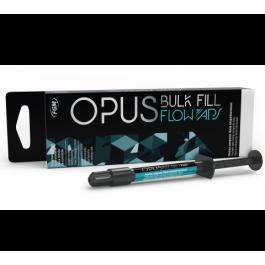 OPUS Bulk FLOW. Антистрессовый. Текучий светоотверждаемый композит