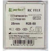 RC FILE / reciproc. NiTi реципрок файлы. Perfect Dental
