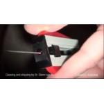 Видео: Подготовка волокна к стоматологическому лазеру PICASSO