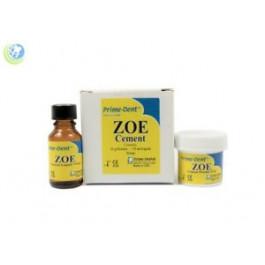 ZOE cement. Временная пломбировочная масса