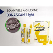 BONASCAN Light. сканируемый А-силикон. Оттискная коррегирующая масса.