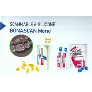 BONASCAN. Mono. сканируемый А-силикон. Оттискная масса.