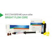 BRIGHT Flow CORE. Изготовление культи
