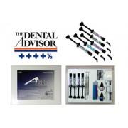 Оценка реставраций композитом ALERT через 10 лет (The Dental Advisor, october 2009)