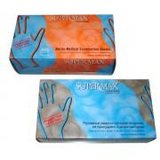 SUPERMAX NITRILE перчатки нитриловые