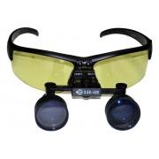 ЛУПЫ увеличительные защитные с оптикой Seiler