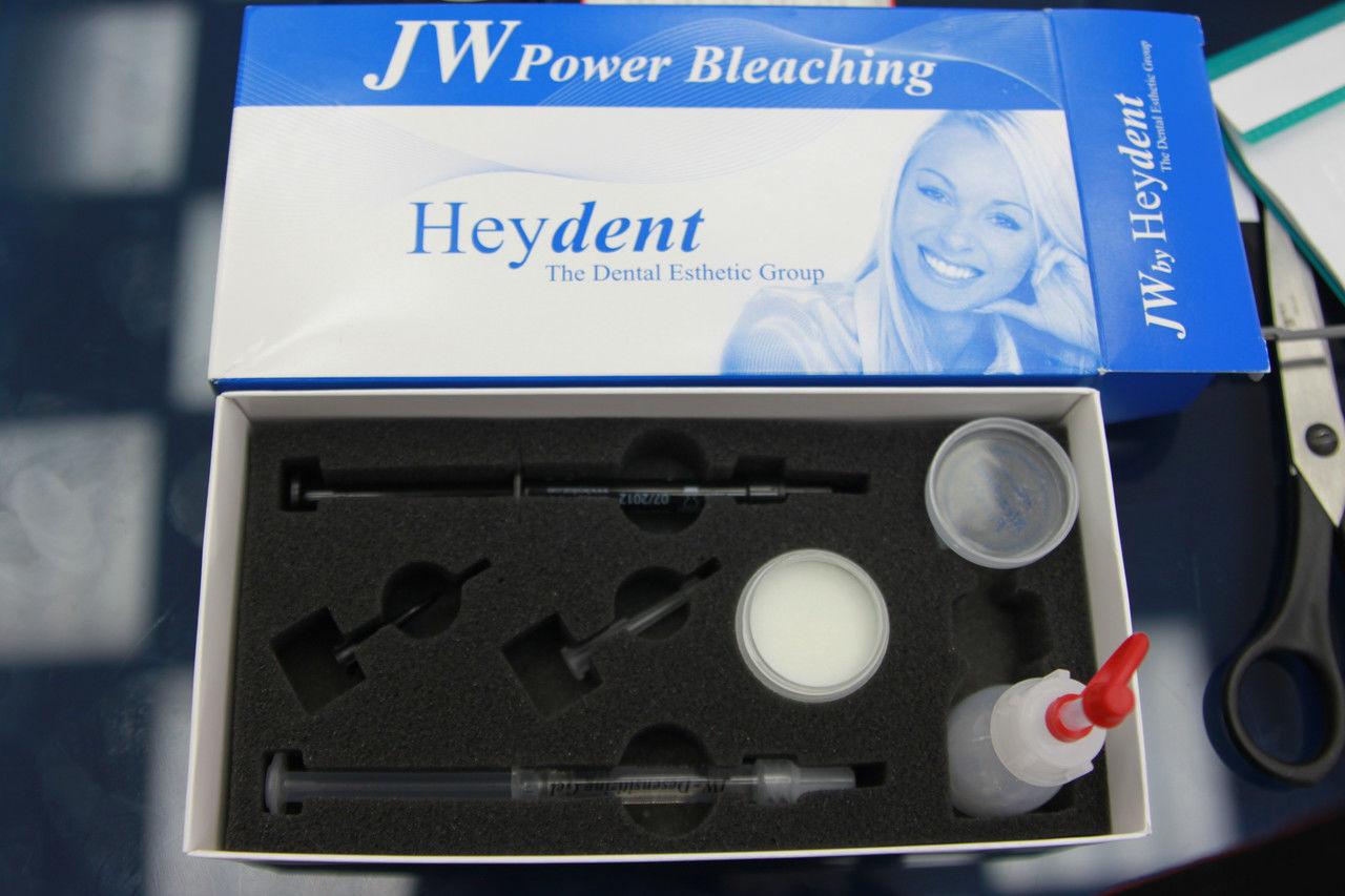 Heydent лазерное отбеливание зубов